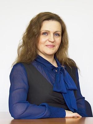 Новиченко Людмила